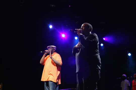 Chief Xcel and Gift of gab of Blackalicious