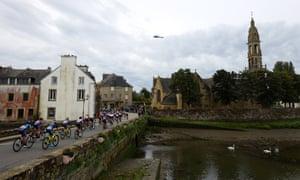 La Course - Tour de France women's race.