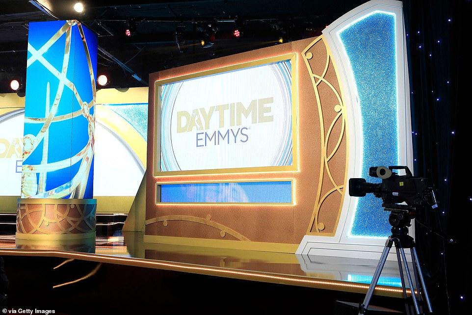 Annual: The 48th Annual Daytime Emmy Awards broadcast was held in Los Angeles on Friday night