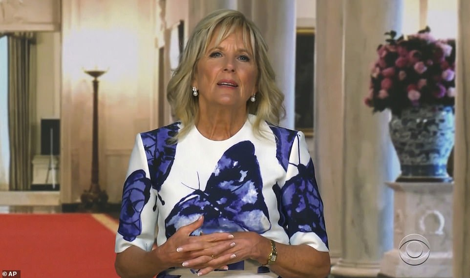 Brought families together:Meanwhile United States First Lady Jill Biden credited him with having 'brought our families together every evening, racking our brains to keep up with the smartest contestants'