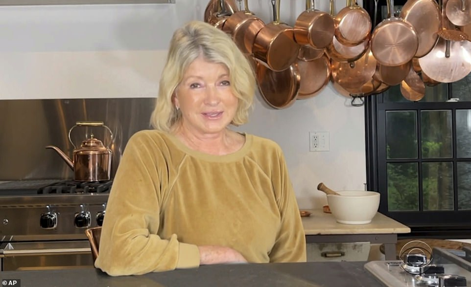 Her perspective:Martha Stewart made an appearance virtually to discuss Larry and shared her recollections of how 'fair' and 'interesting' he was while interviewing