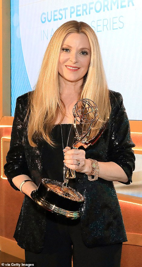 Guest role: Cady McClain of the same show took home the drama series guest star trophy