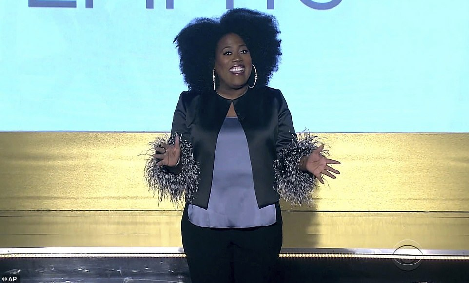 Hostess:The annual award ceremony, which aired on CBS and Paramount+ on Friday, was hosted by The Talk¿s Sheryl Underwood