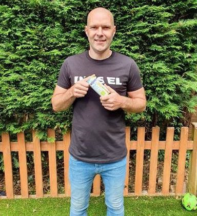 Picture of Paul Roberts who???s daughter was banned form bringing her own Soya milk to school TRIANGLE NEWS 0203 176 5581 // news@trianglenews.co.uk By Lottie Tiplady-Bishop With pix AN infant school has agreed to supply free soya milk following a nine-month battle with a vegan dad. Paul Roberts said he began to suffer with insomnia from stress after his five-year-old daughter Sofia was BANNED from bringing in her own. The 43-year-old also submitted several requests for cow-free alternatives but they were initially denied by Cranmore Infant School..