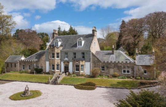 Seven-bedroom detached home, South Lanarkshire, Scotland, £600,000