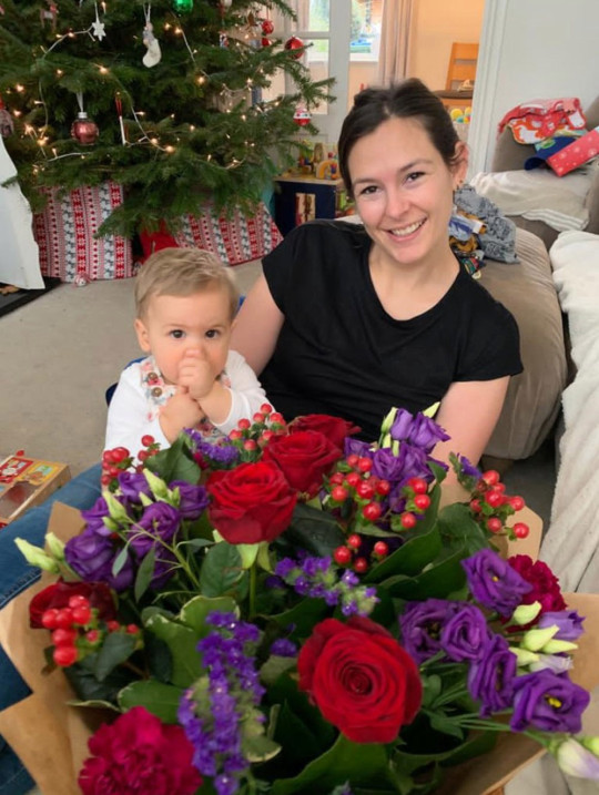 Gemma is celebrating Junemas in order to reconnect with her family. (Collect/PA Real Life)