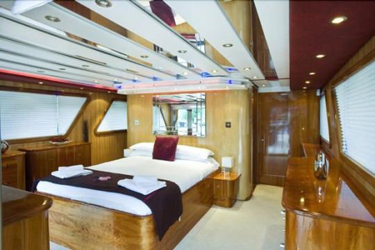 yacht in London