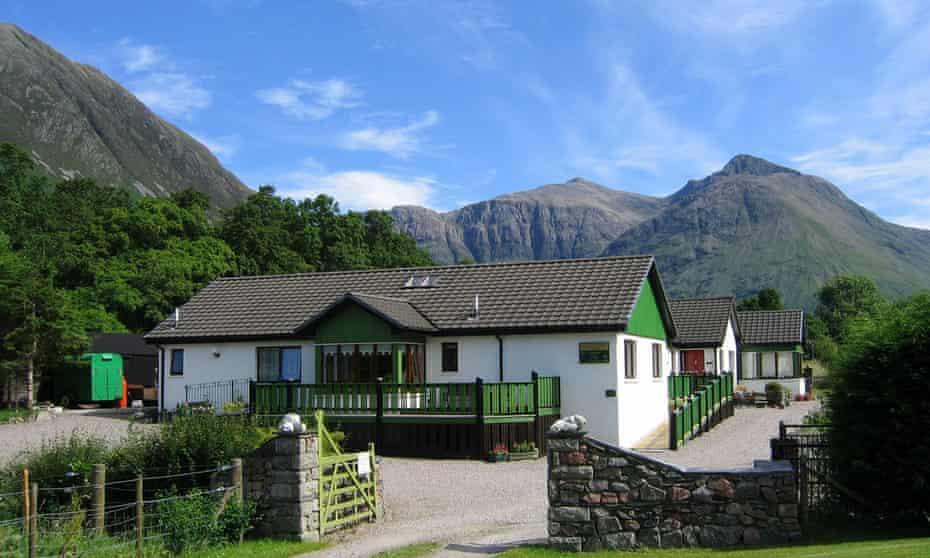 Clachaig Clachaig cottage