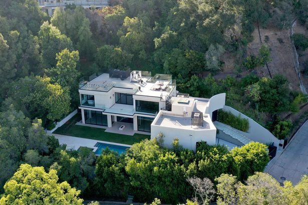 The couple splashed out more than $10 million on their new starter pad