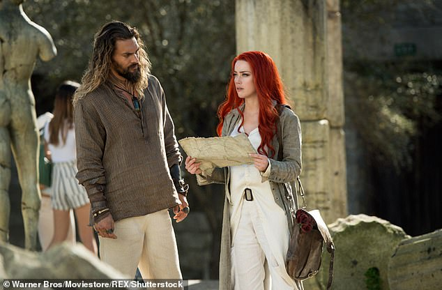 Box office:Aquaman took in $1.148 billion worldwide, the only DC Extended Universe movie to surpass the billion-dollar mark
