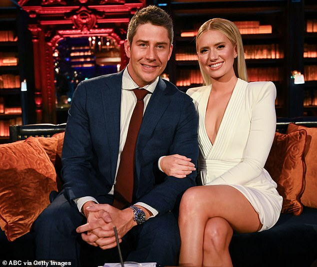 Details: Arie Luyendyk Jr., 39, The Bachelor in the show's 22nd season, and wife Lauren Burnham, 29, were granted $20,830 for their small business, titled Instagram Husband