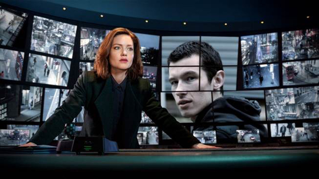 Holliday Grainger The Capture BBC One