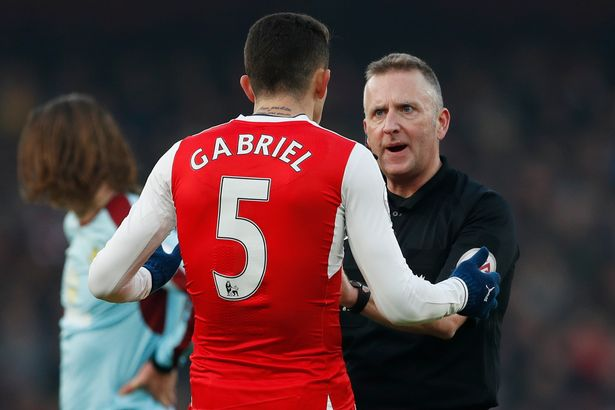 Gabriel was part of a long line of Arsenal centre-backs who never quite convinced