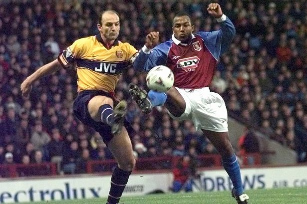 Bould was one of Arsenal's most faithful servants