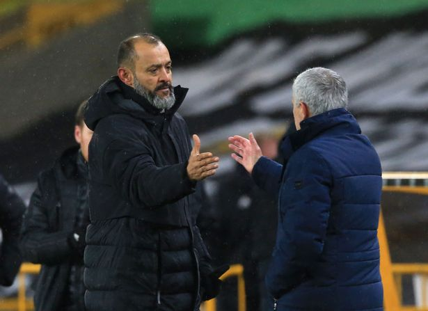 Jose Mourinho is a huge fan of Nuno and his managerial qualities