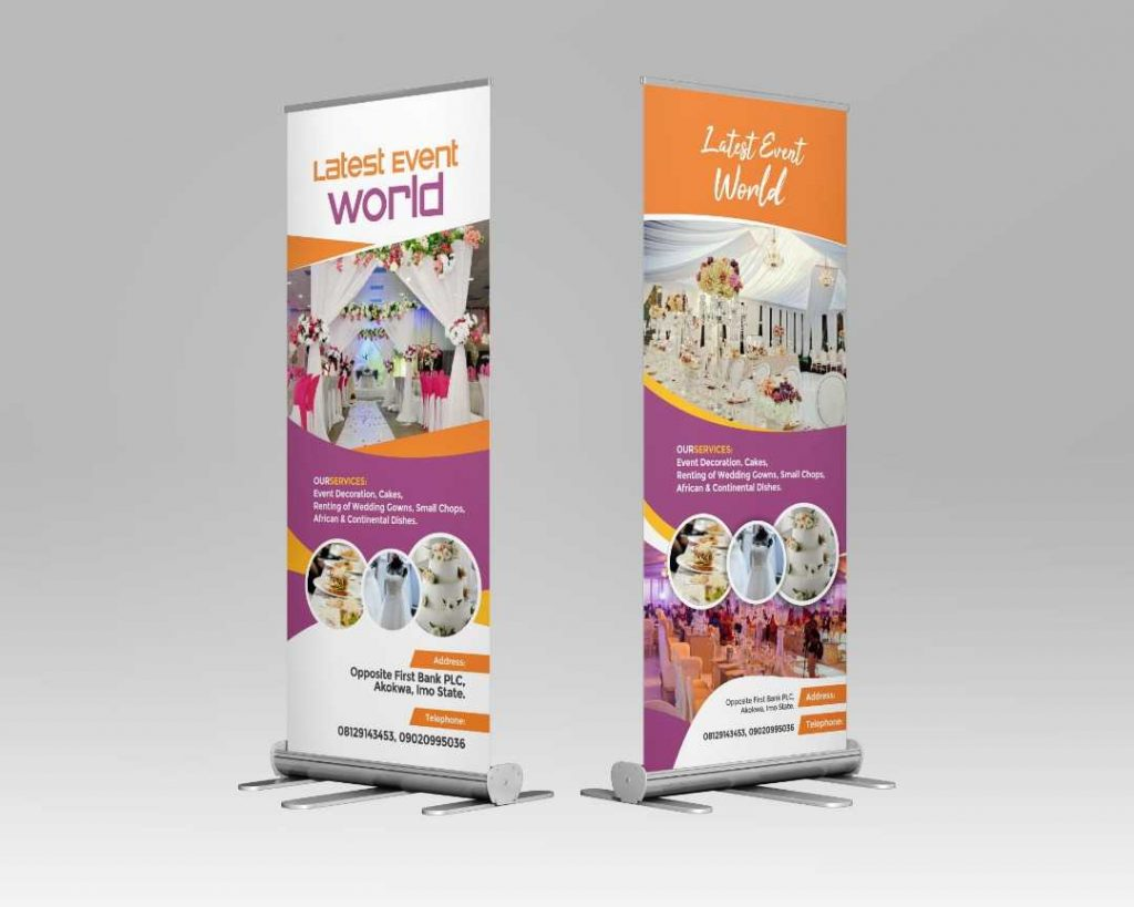 3 Reasons to Use Roller Banners for Your Business