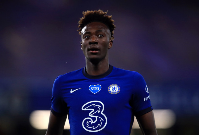 Aston Villa are readying a move for Chelsea striker Tammy Abraham