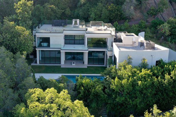 Brooklyn and Nicola's lavish new pad in Beverly Hills