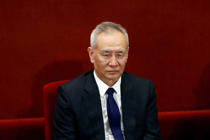 China holds economic talks with second top U.S. official in a week