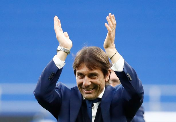 Antonio Conte is reportedly in 'advanced talks' with Spurs