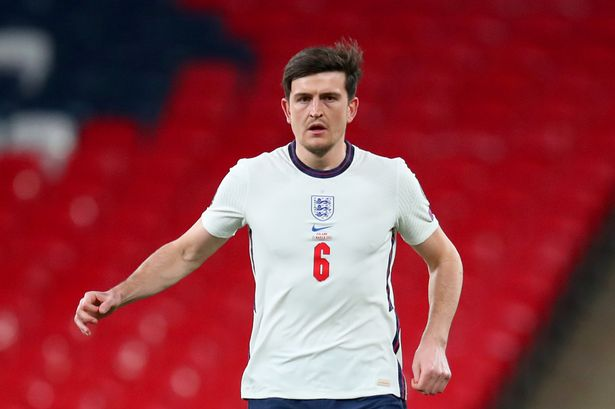 There are doubts over Maguire's fitness