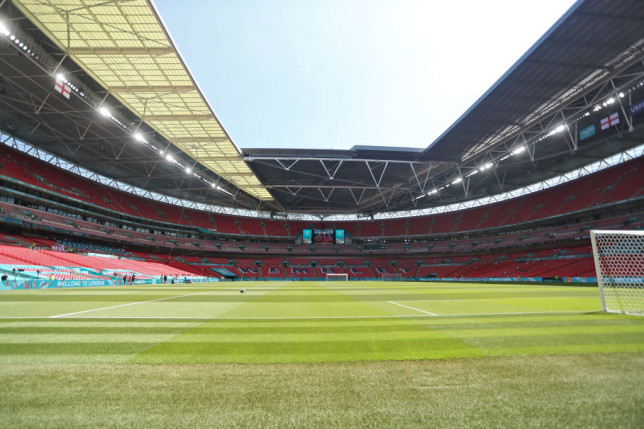 The Euro 2020 final could be moved from Wembley