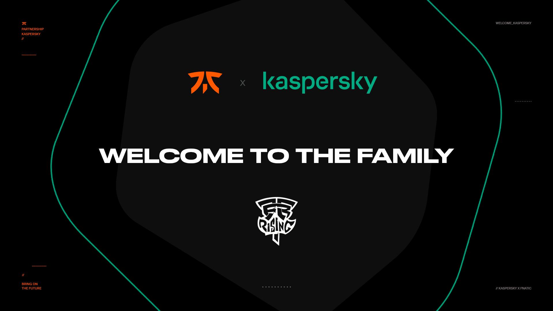 Kaspersky x Fnatic