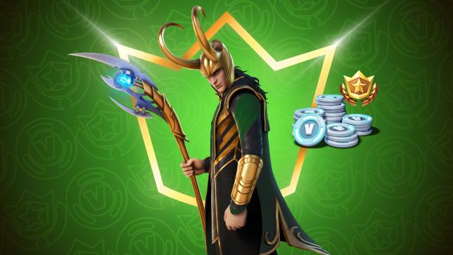 Loki in Fortnite