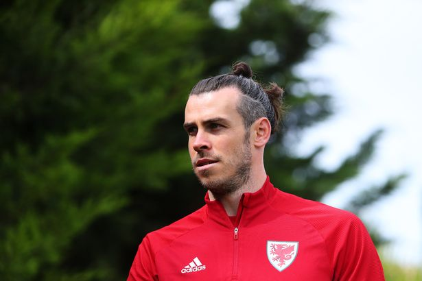 Gareth Bale has refused to confirm he isn't planning to retire