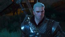 Geralt in Witcher 3 Night to Remember mod