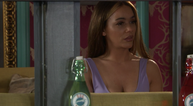 Hollyoaks Goldie