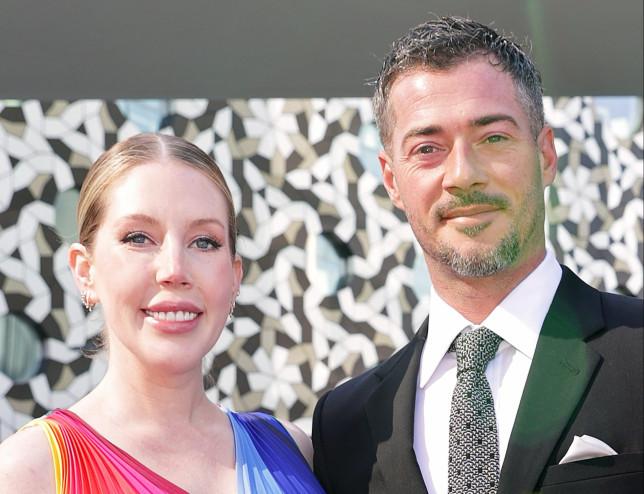 Katherine Ryan and Bobby Kootstra.