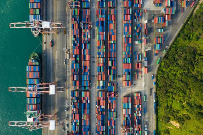 Korea Exports Post Biggest Gain Since 1988 as World Reopens