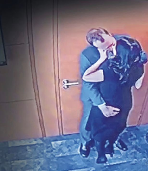 Matt Hancock was caught in an embrace with his aide Gina Coladangelo leading to his resignation