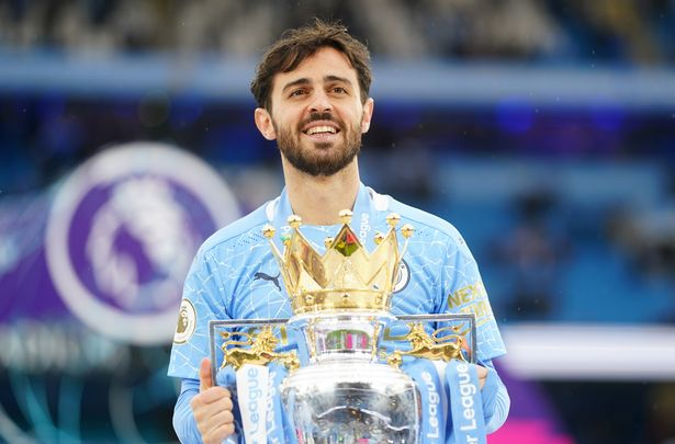 Bernardo Silva has been a consistent performer for City since his arrival in 2017