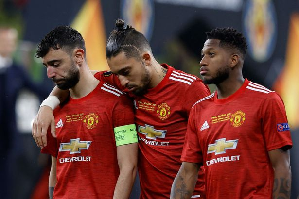 Manchester United's season ended in disappointment after losing in the Europa League final