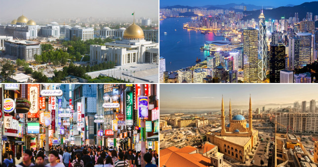 some of the most expensive cities in the world to live in