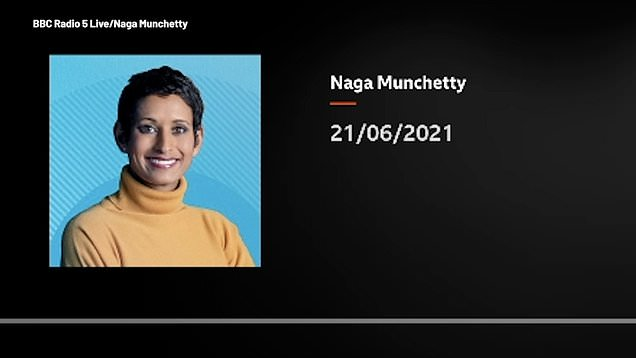 Naga Munchetty on the agony of having a coil fitted