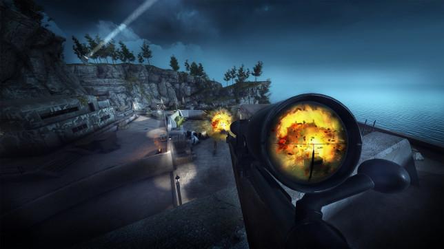 Sniper Elite VR