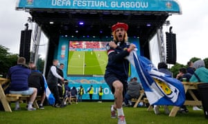 Passion running high all over Scotland.