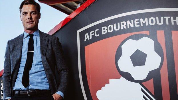 Scott Parker confirmed as Bournemouth head coach