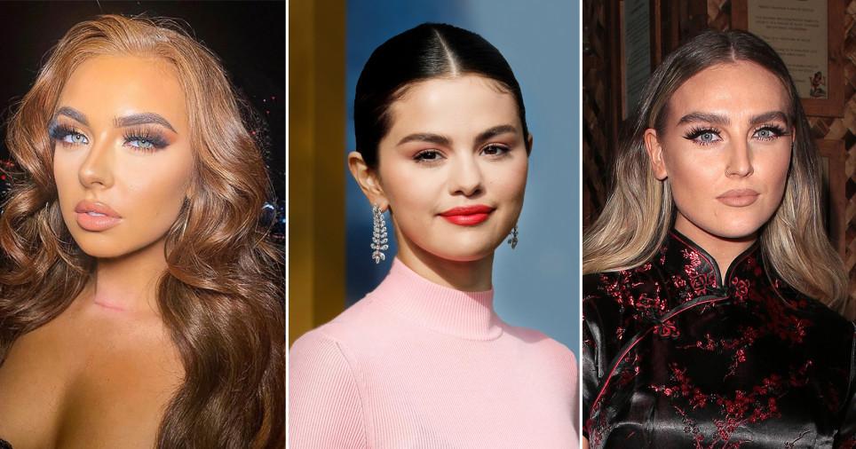 Stars and their scars - Demi Jones, Selena Gomez, Perrie Edwards