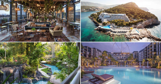 most wish listed hotels