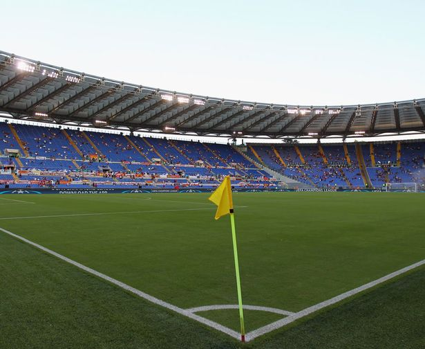 The Stadio Olimpico will play host to Euro 2020's opening game between Turkey and Italy