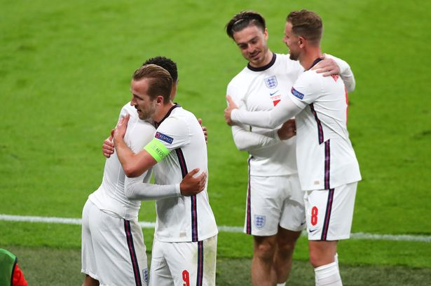 England finished top of Group D with a 1-0 victory over Czech Republic