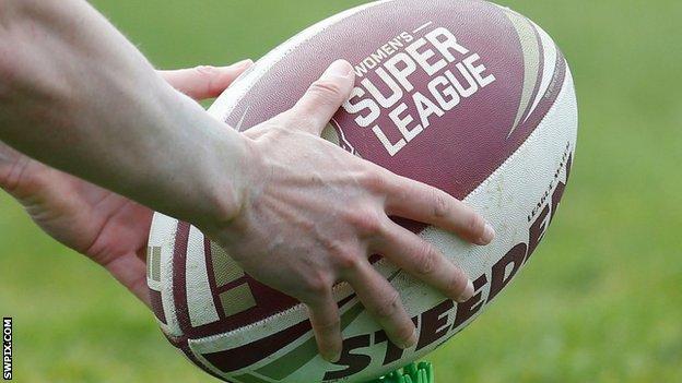 Women's Super League ball
