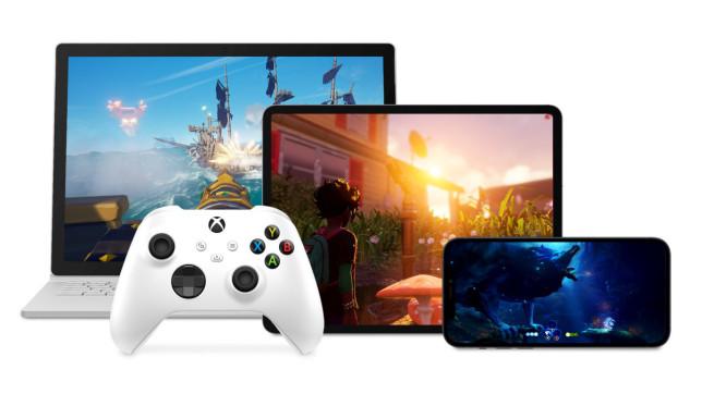 Xbox Cloud Gaming image