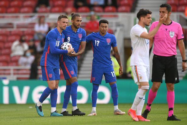 Jordan Henderson assumed penalty duties from Dominic Calvert-Lewin