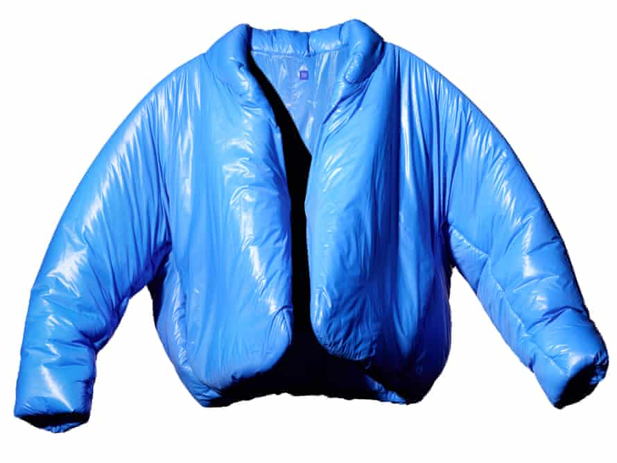 Yeezy X Gap round jacket.