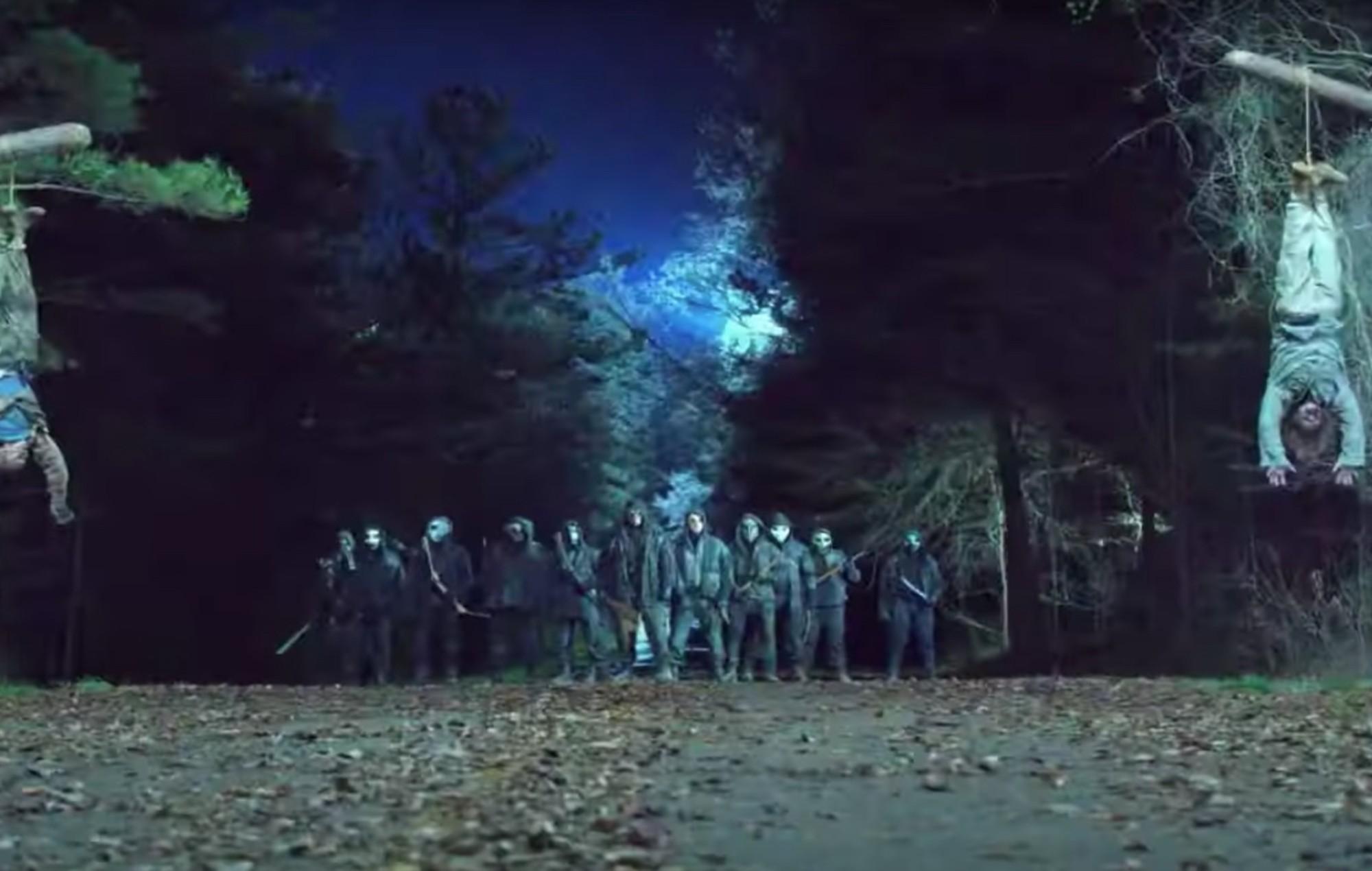 'The Walking Dead' season 11 trailer